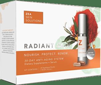 NEW ZSS™ Radiant Skin System
