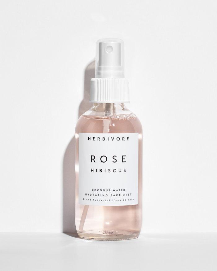 Rose hibiscus hydrating spray