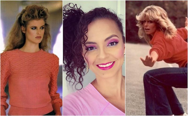 80's Hairstyles Your Mom Probably Rocked