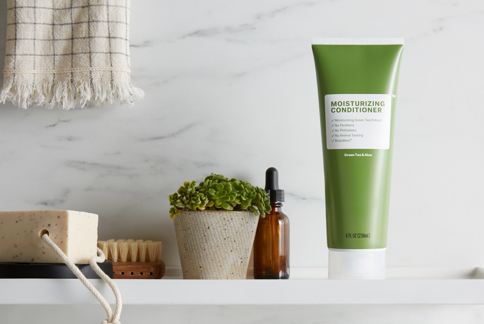 Green Tea & Aloe Moisturizing Conditioner