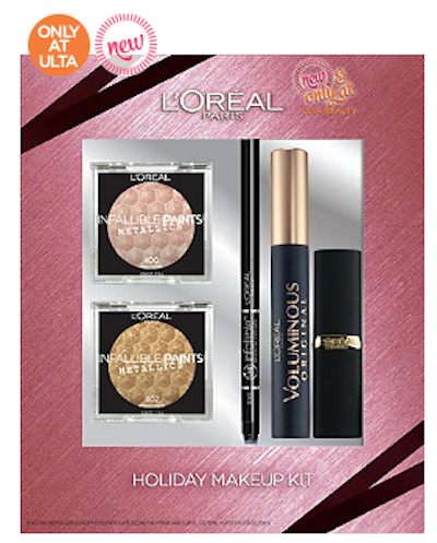 Loreal makeup kit