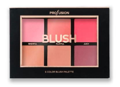 profusion blush palette