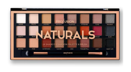 The Artistry Pallette - Naturals