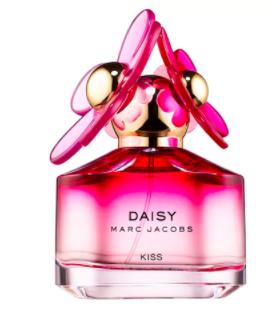 daisy perfume bottle pink