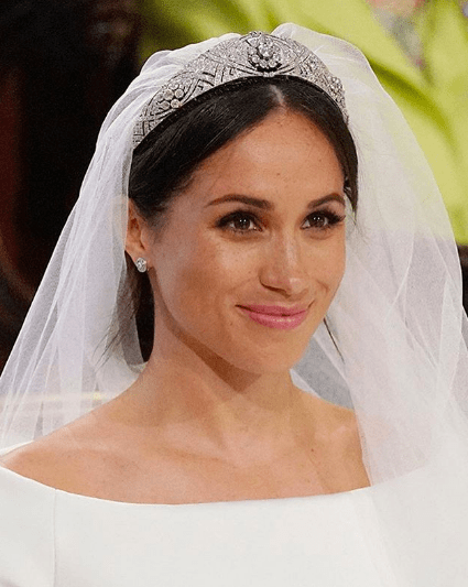 Megan Markle wedding makeup