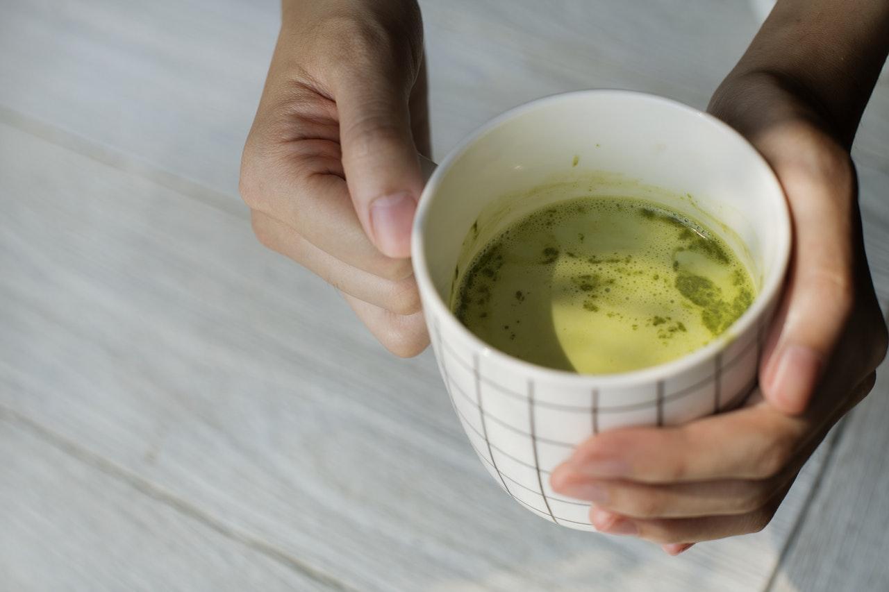 This Matcha Latte Recipe Will Make Your Skin Glow