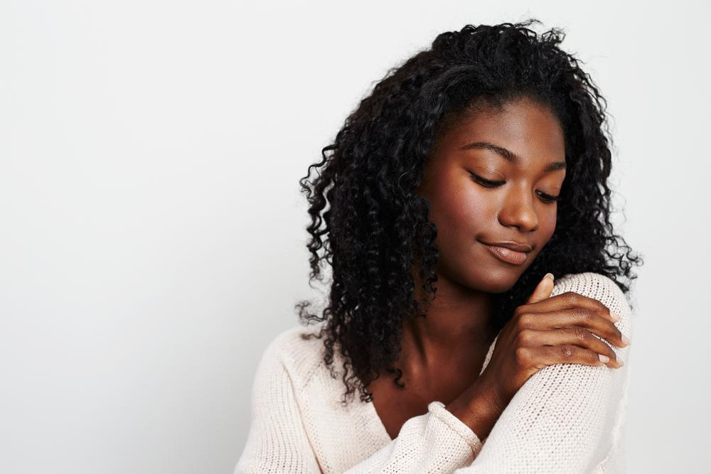 Neutral Nail Colors for Dark Skin