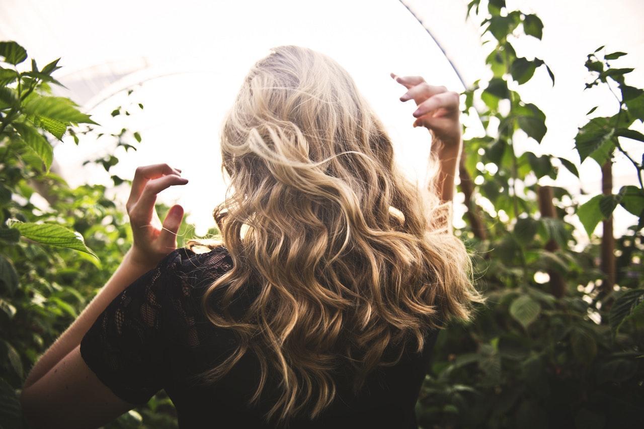 Five Minute Hair Repair For Blondes