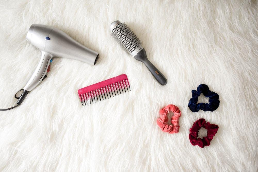 How To Blow Dry Your Hair Without So Much Damage